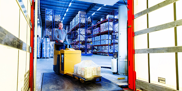 Distributie MDI logistics