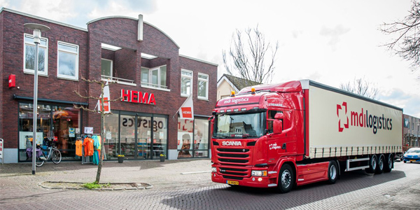 Transport Hema MDI logistics
