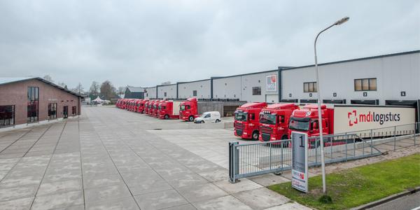 Terrein MDI logistics