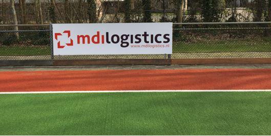 Sponsor Hockey MHC Dalfsen MDI logistics