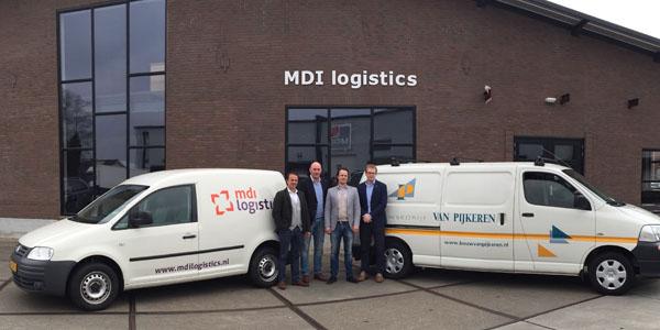 Pijkeren MDI logistics ASC'62