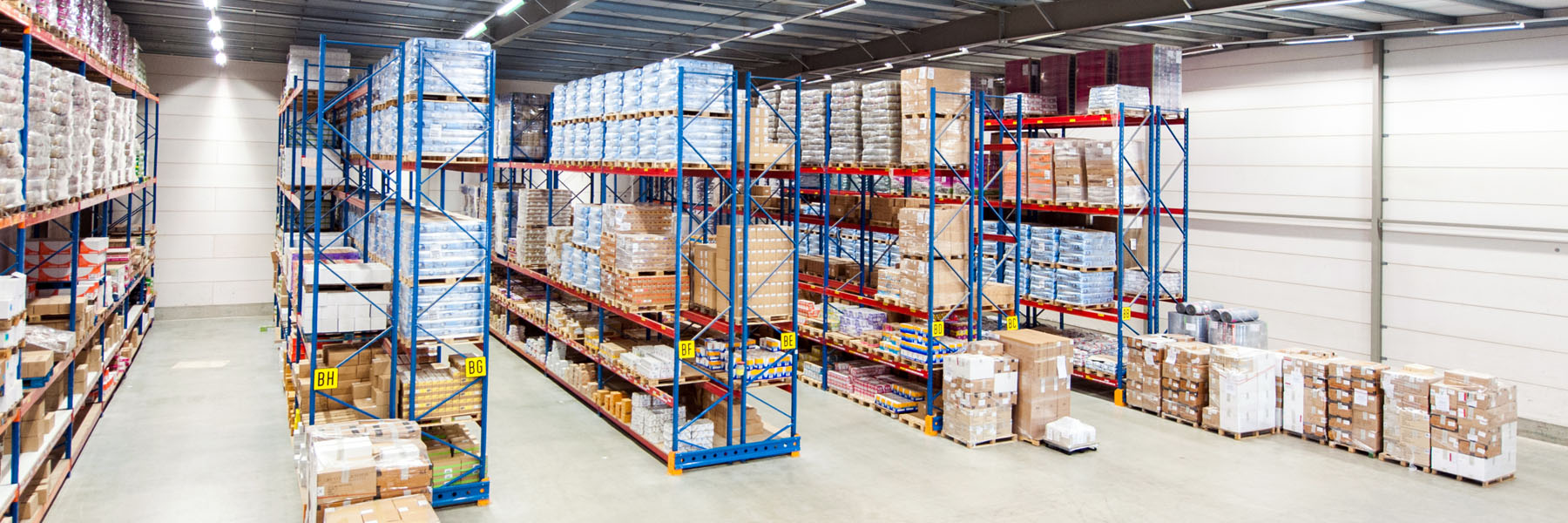Warehouse MDI logistics