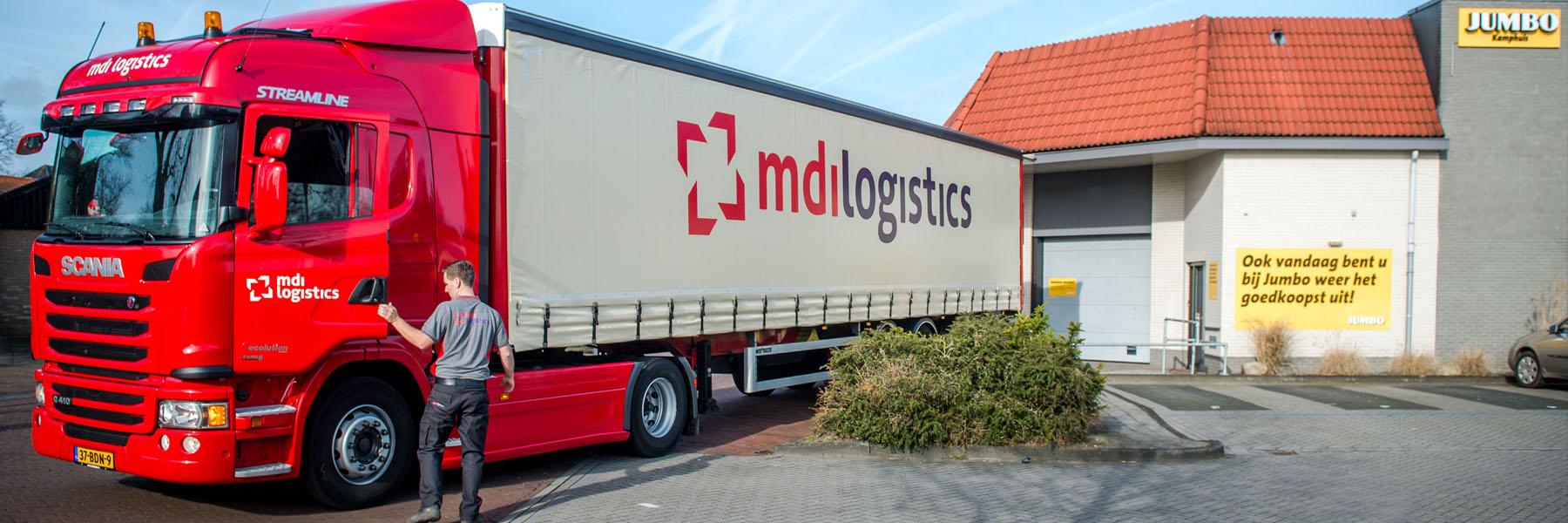 MDI logistics Jumbo Dalfsen
