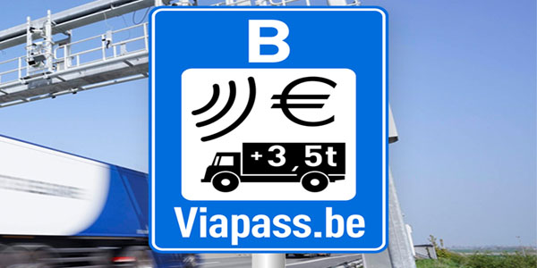 Belgische tol ViaPass