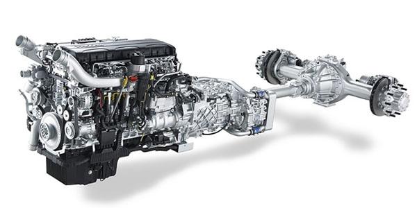 Motor DAF CF MX-11
