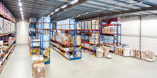 Magazijn warehouse MDI logistics Malanico