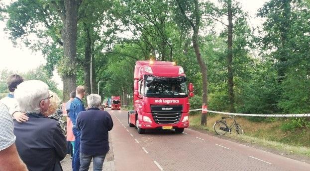 mdi logistics,truck